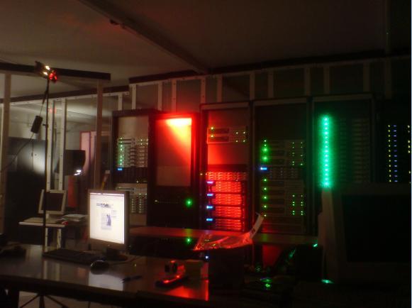HPC @ University of Bern: ubelix – Uni BErn LInuX cluster