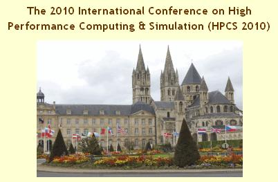 Call for Papers: The 2010 High Performance Computing & Simulation Conference