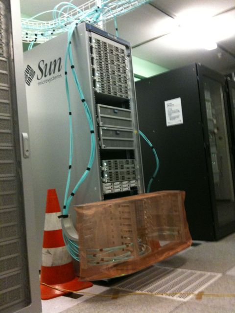 Installation of the Phoenix Upgrade for CHIPP