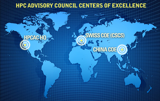 CSCS Appointed by HPC Advisory Council to Center of Excellence