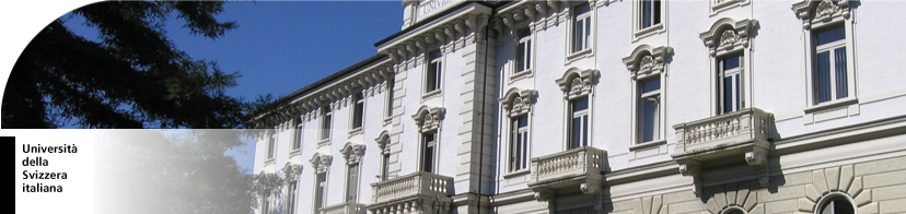 Lecture series on Computational social science at USI in Lugano