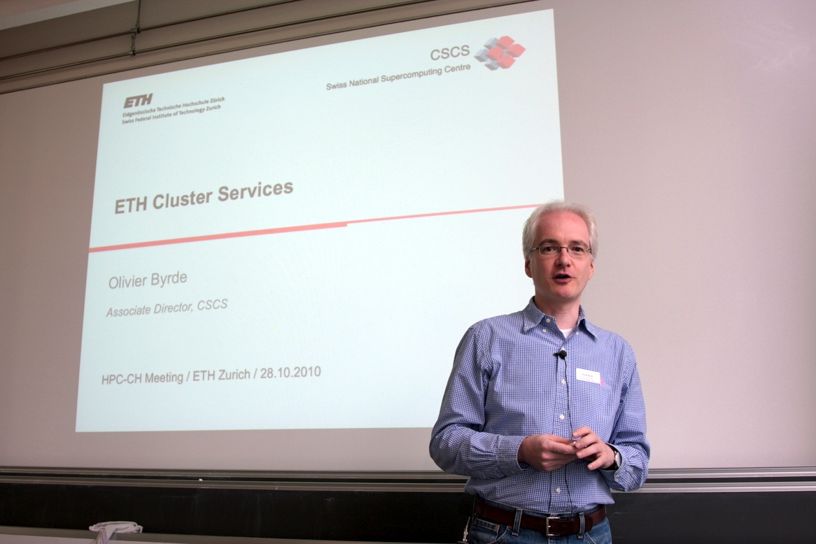 Videos of Forum on Parallel File Systems for HPC now Online