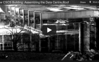 CSCS Roof Assembling
