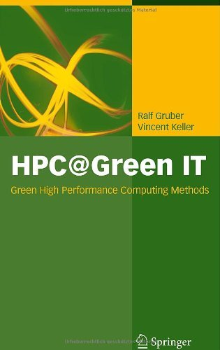 "Interview with Vincent Keller and Ralf Gruber Authors of the Book ""HPC@Green IT"""