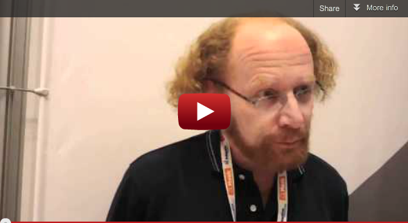 Interview with James Maltby about the new Cray XMT to be installed at CSCS