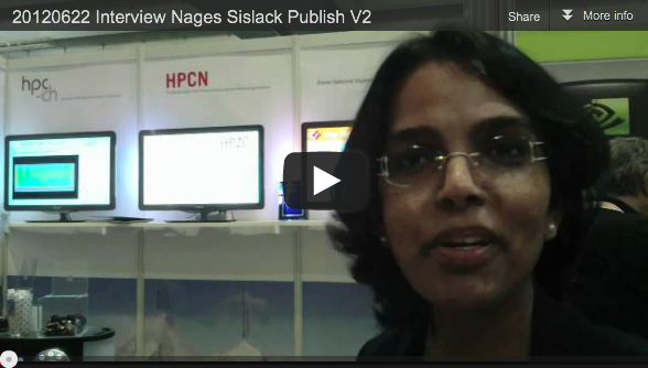 Interview with Nages Sieslack Organiser of the ISC Exhibition