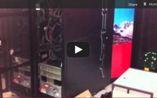 Cray XK6 Powerup