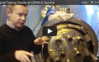 Atlas CERN visit