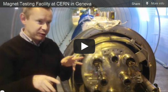 Visit of the ATLAS experiment at CERN: Behind the scenes of the search for the Higgs particle