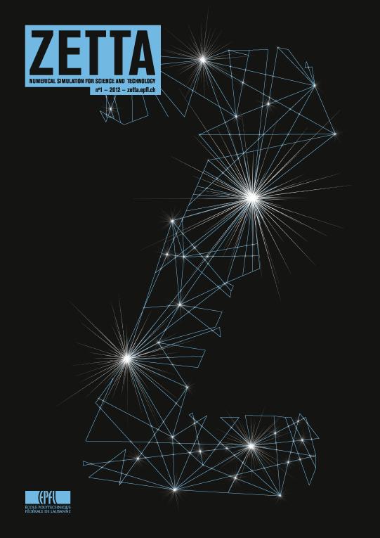 Zetta – The new EPFL magazine about HPC