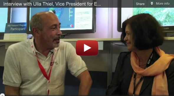 Interview with Ulla Thiel, Vice President for Europe, Cray