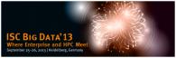 ISC Big Data13