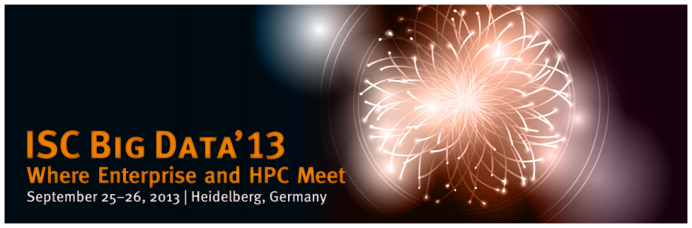 New Big Data Conference in Europe by ISC