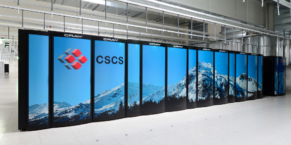 With Cray XC30 Piz Daint CSCS enters the path towards petaflop computing