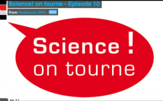 Science on Tourne