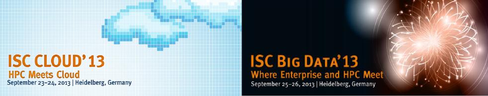 ISC Cloud -Bid Data
