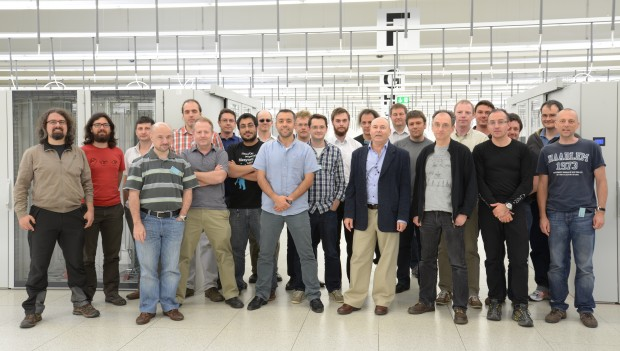 Infiniband Group Picture