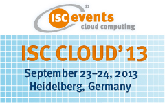 ISC Cloud & ISC Big Data 2013 Conferences in Heidelberg, Germany