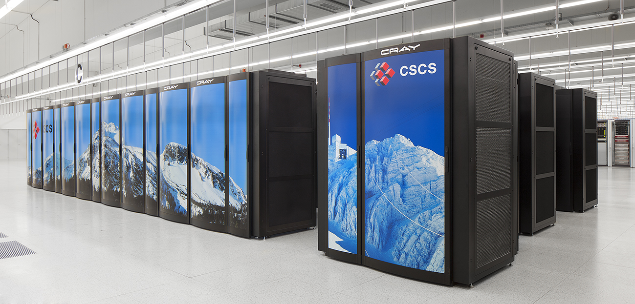 Cray XC30 Piz Daint at CSCS: Powerful and green