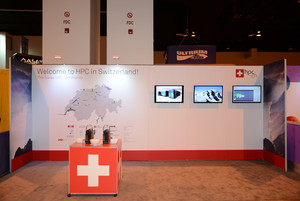 Visit hpc-ch at SC13 at Booth #4127: Swiss coffee, chocolate and Petaflops…