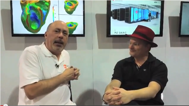 Rich Bruckner on the challenges of communicating about HPC @SC13