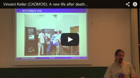 hpc-ch Forum: Vincent Keller (CADMOS): A new life after death : think eternity!