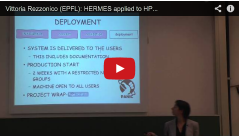 hpc-ch Forum: Vittoria Rezzonico – HERMES applied to HPC clusters purchases