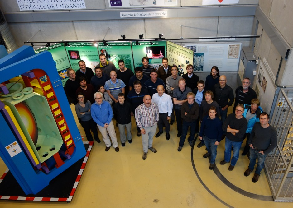 hpc-ch Group Picture EPFL
