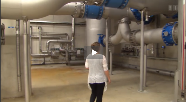 Swiss TV Broadcast: Reducing energy consumption of data centers