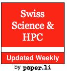 Paper.li Swiss Science and HPC
