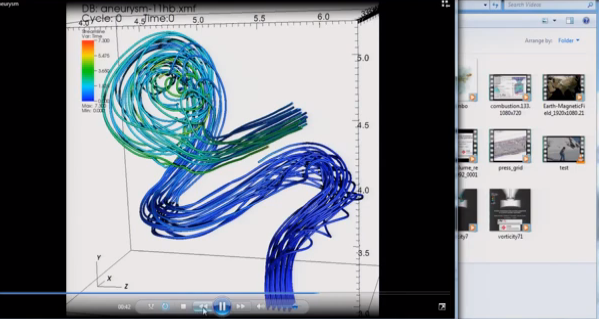 Slidecasts (2/2): Visualization and Graphics Tutorial at CSCS