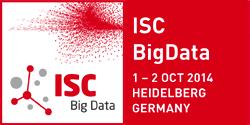 ISC BigData Conference, Heidelberg, Germany