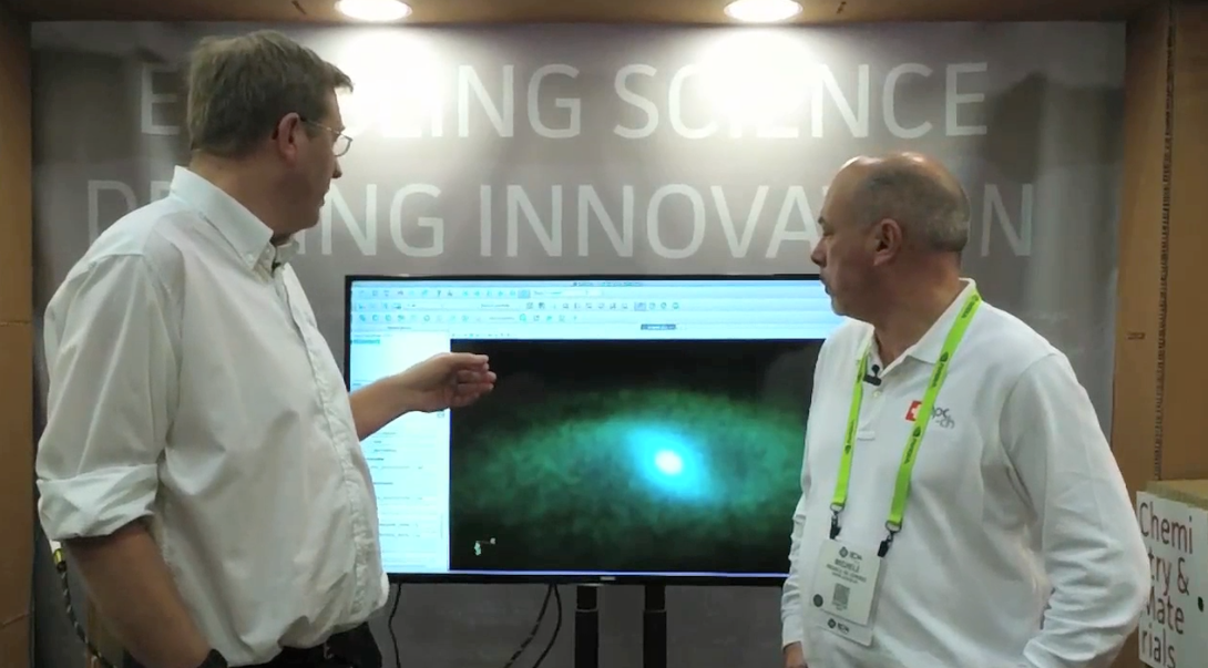 Interview with John Biddiscombe about remote in-situ visualization at SC14