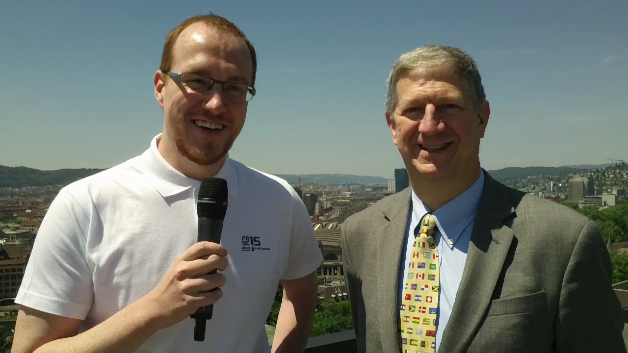 Interview with David Keyes after PASC15 Conference