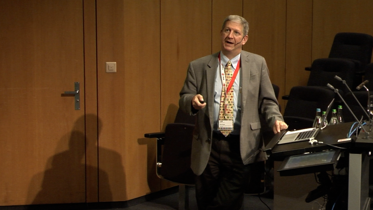 Video: Algorithmic Adaptations to Extreme Scale, David Keyes (King Abdullah University , Saudi Arabia)