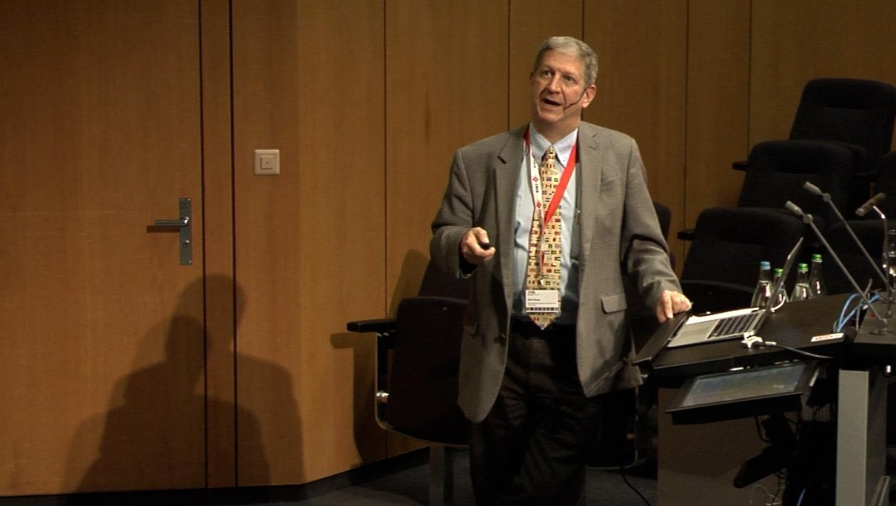 Video: Algorithmic Adaptations to Extreme Scale, David Keyes (King Abdullah University , Saudi Arabia)