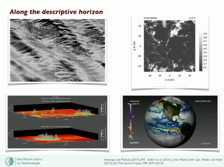 Video: The Great Leap, Bjorn Stevens (Max-Planck-Institute for Meteorology, Germany)