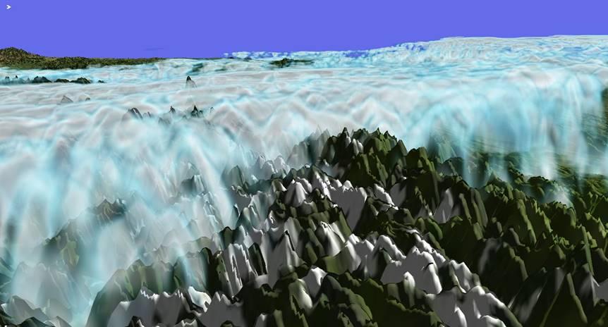 COSMO1 Simulation 5