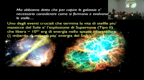 Video: Supercomputers per svelare la natura del nostro Universo, Prof. Lucio Mayer