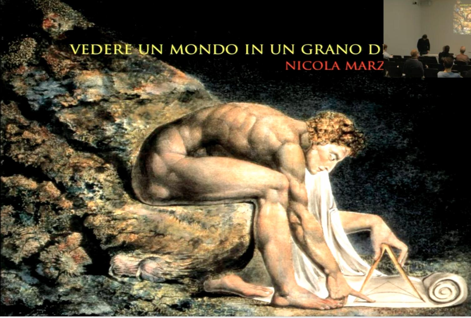 Video: Vedere un mondo in un grano di sabbia; Prof. Nicola Marzari