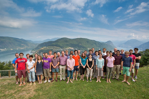 Summer School 2016 in Lugano by CSCS and USI