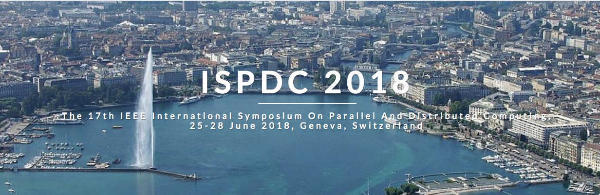 ISPDC'2018 – Call for Papers