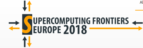 Invitation to Supercomputing Frontiers Europe 2018