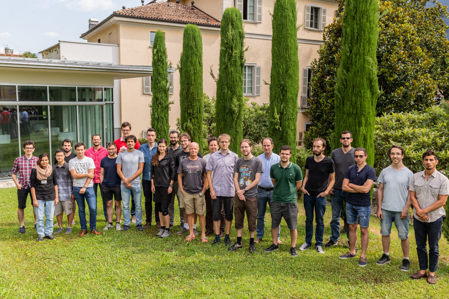 Highlights of the CSCS-USI Summer School 2018