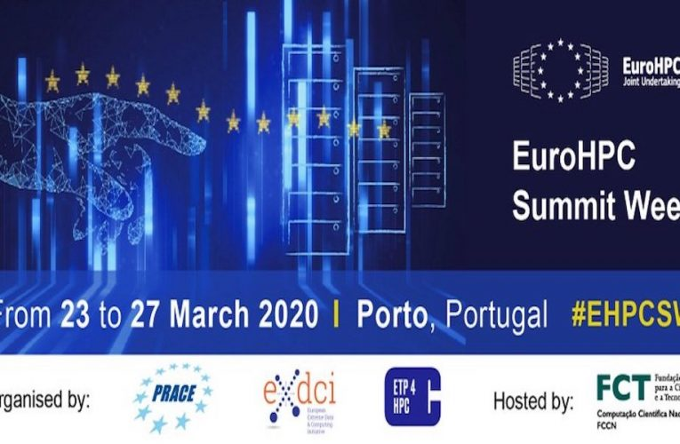 EuroHPC Summit Week 2020 – Registration Open