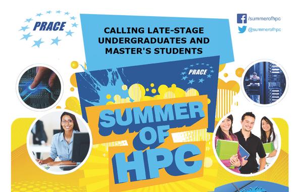 PRACE Summer of HPC