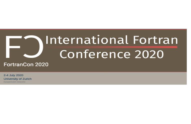 FortranCon 2020
