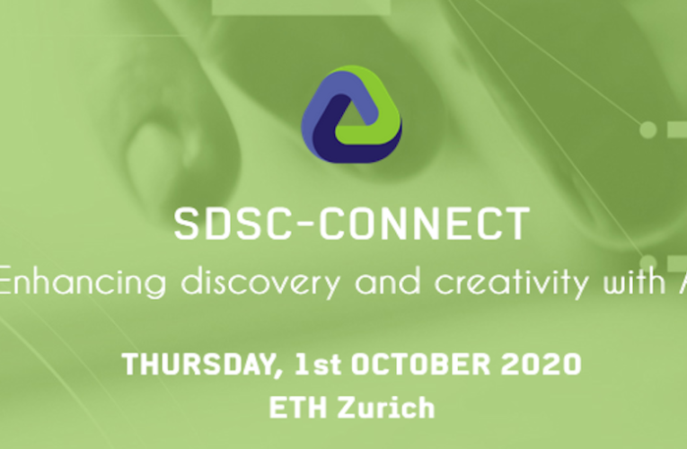 SDSC-CONNECT – Enhancing Discovery and Creativity with AI